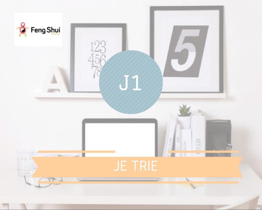 Défi 7 jours de feng shui J1